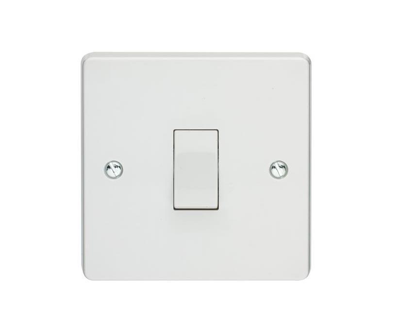 Venus Electric   10ax 1 Gang 2 Way Switch