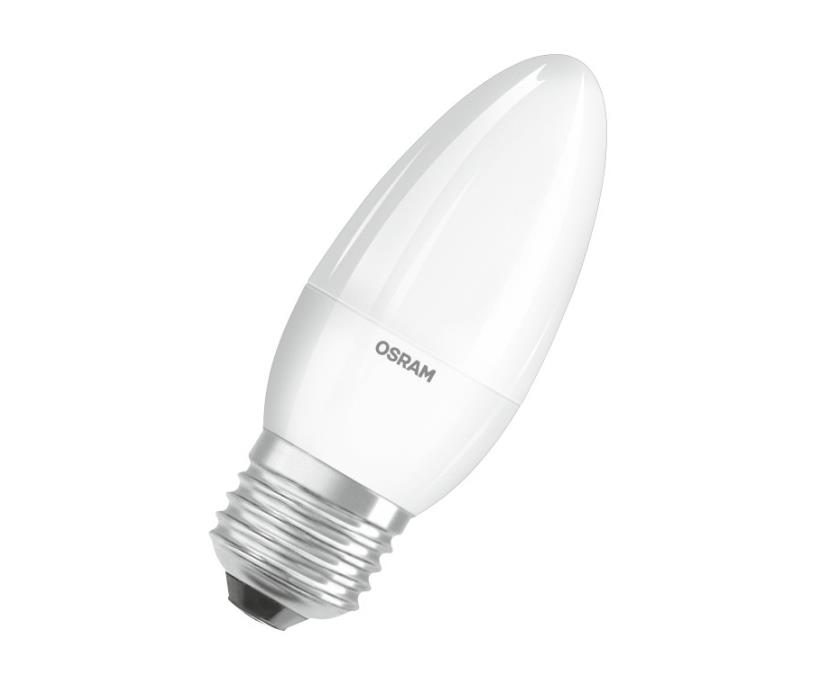Candle Shape 7 watt - OSRAM